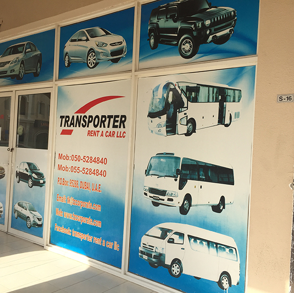 Transporter Rent a Car1